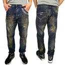 YAKUZA 893 Anti Fit Jeans JEB 557 bronze vintage